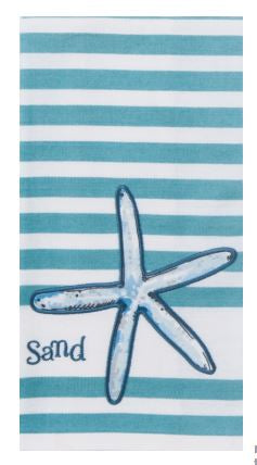 Beach House Tea Towel - Starfish