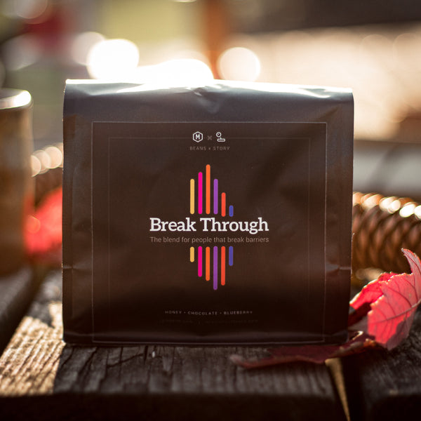 Break Through Blend