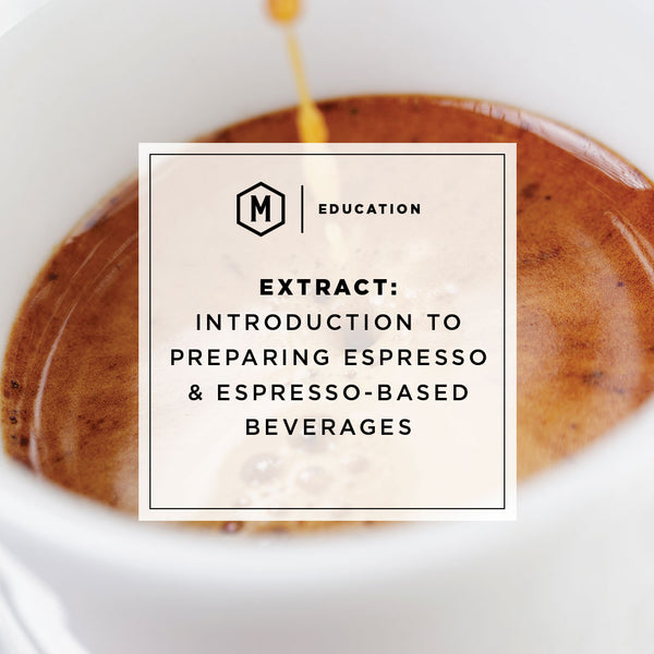 EXTRACT: Intro to Espresso