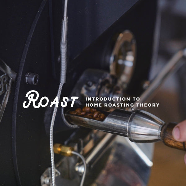 ROAST: Home Roasting Theory (Aug 17th)