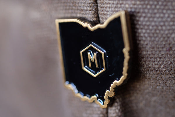THE GREAT STATE OF OHIO PIN