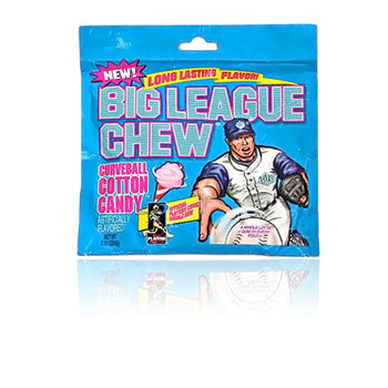 Big League Chew - Cotton Candy