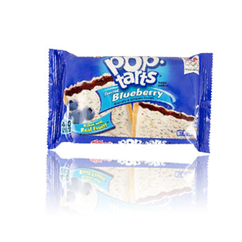 POP TARTS - Frosted Blueberry