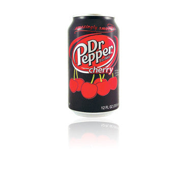 CHERRY Dr Pepper Can