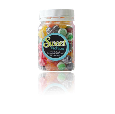 Candy Cottage - Family Assorted Fruit Drops