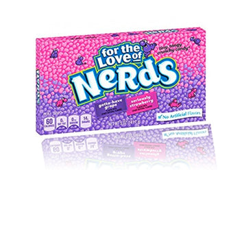 Wonka For The Love of Nerds - theatre box 141.7g