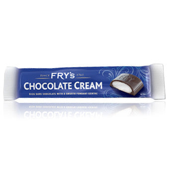 UK Fry's Chocolate Cream Bar