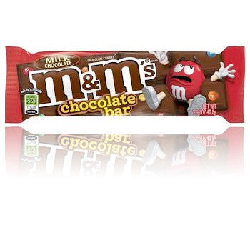 M&Ms Chocolate Bar