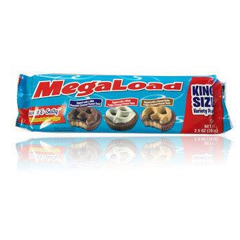 Megaload Sweet & Salty Peanut Butter Cups