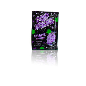 GRAPE Pop Rocks