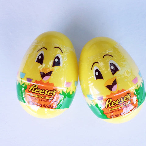Reese's Peanut Butter Miniatures - Plastic Chick Eggs
