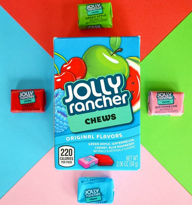 Jolly Rancher Chews 58g