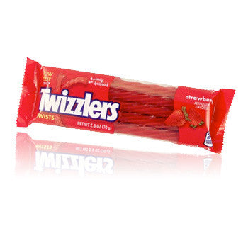 Twizzlers - Strawberry