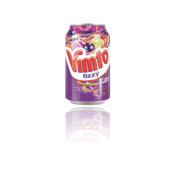 Vimto Fizzy Can