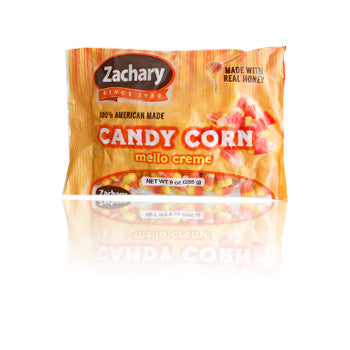 Zachary's Candy Corn Mello Creme 90z (255g)