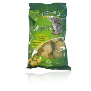 Aussie Drops - Eucalyptus cough lollies