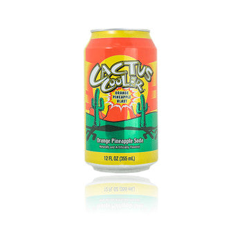 Cactus Cooler Can