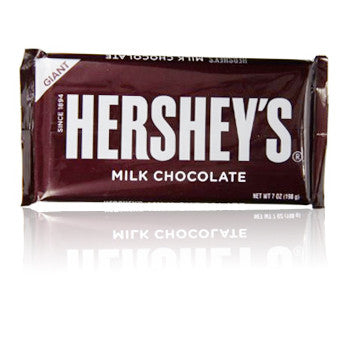 Hershey's Milk Chocolate - Giant 198g