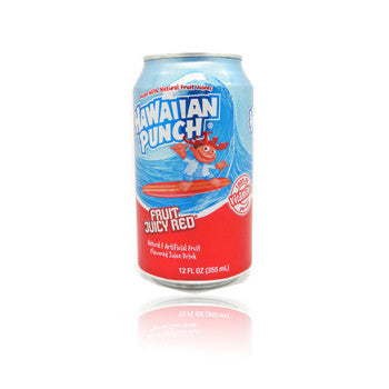 Hawaiian Punch - fruity juice red can