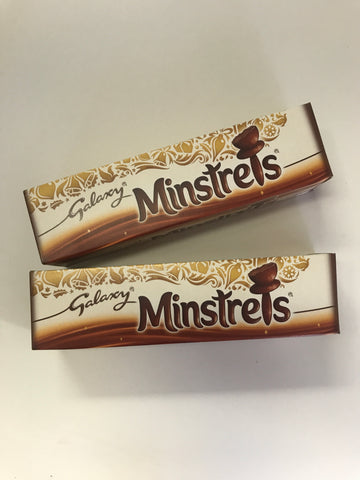 Galaxy Minstrels - treat box 84g