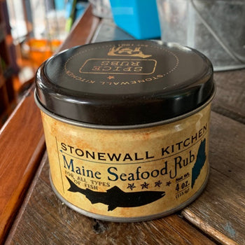 Stonewall Maine Kitchen Seafood Rub
