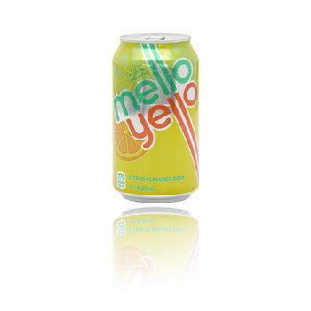 Mello Yello Can