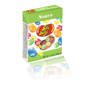 Jelly Belly box - Sours