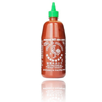 LARGE Sriracha HOT chili sauce  740ml