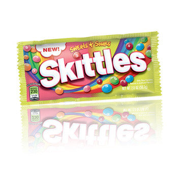 SKITTLES - Sweets + Sours