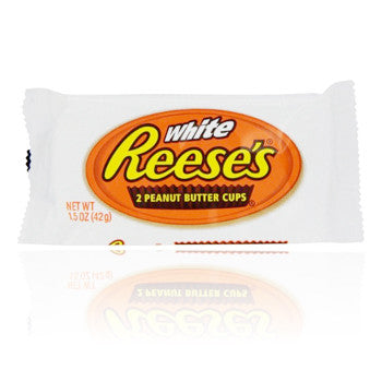 Reese's Peanut Butter Twin Pack WHITE CHOCOLATE