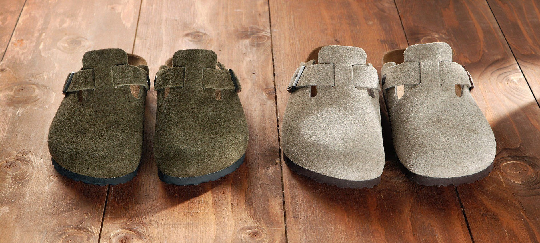 BIRKENSTOCK CLOGS MENS & WOMENS