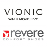 Vionic & Revere Logo at Sole Drifter