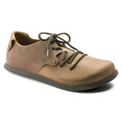 Birkenstock Classic, Montana, Regular Fit, Natural Leather, Cuoio Shoes Birkenstock Classic