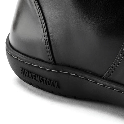 Birkenstock Shoes, Bennington, Smooth Leather, Regular Fit, Black Boots Birkenstock Shoes
