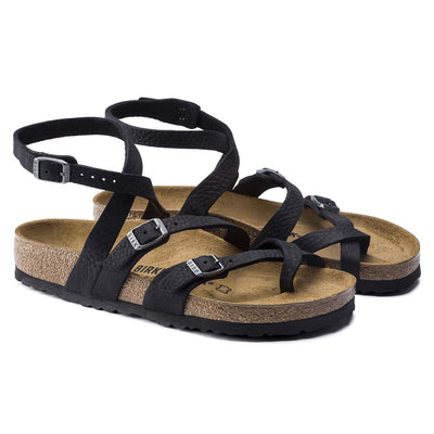 Birkenstock Classic, Seres, Oiled Leather, Regular Fit, Camberra Old Black