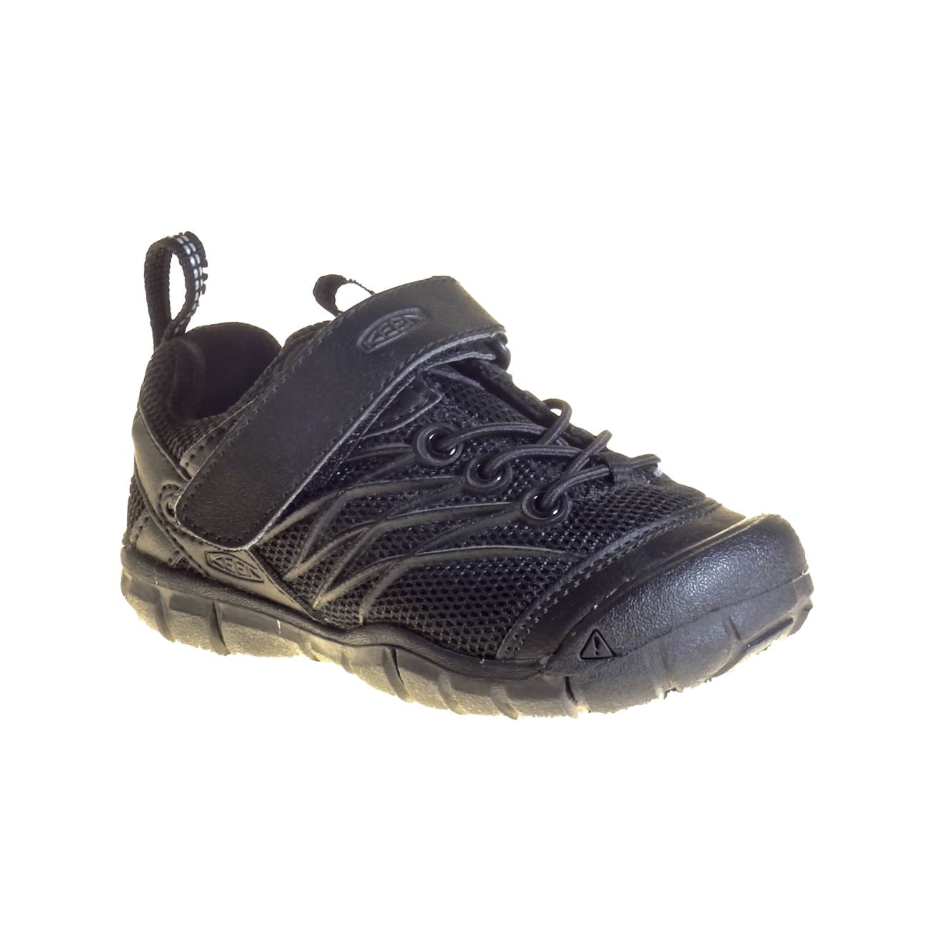 Keen, Chandler CNX, Children, Light Weight, Breathable Shoe, Black/Black Shoes Keen Black/Black 11
