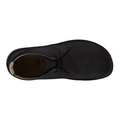 Birkenstock Shoes, Troy, Nubuck Leather, Regular Fit, Black Shoes Birkenstock Shoes