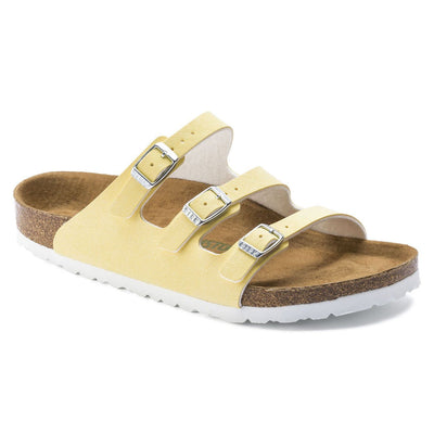 Birkenstock Seasonal, Florida Fresh, Birko-Flor, Vegan, Regular Fit, Vanilla Sandals Birkenstock Seasonal Vanilla 36