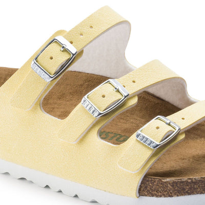 Birkenstock Seasonal, Florida Fresh, Birko-Flor, Vegan, Regular Fit, Vanilla Sandals Birkenstock Seasonal