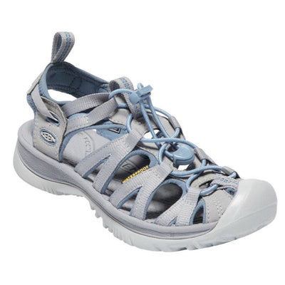 KEEN, Whisper Women's, Blue Shadow Alloy Sandals Keen