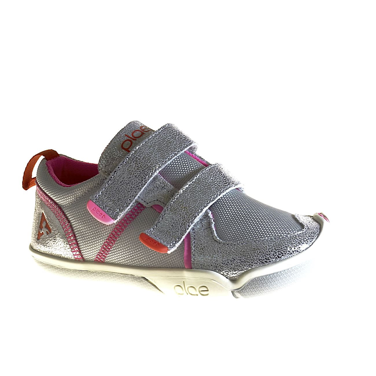 PLAE, Ty, Youth, Sneakers, Metallic Silver Shoes PLAE Metallic Silver y1