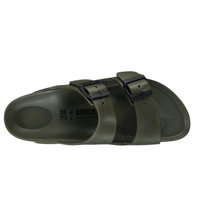 Birkenstock Classic, Arizona EVA, Regular Fit, Khaki Sandals Birkenstock Classic