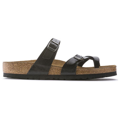 Birkenstock Classic, Mayari, Birko-Flor, Regular Fit, Graceful Licorice Sandals Birkenstock Classic