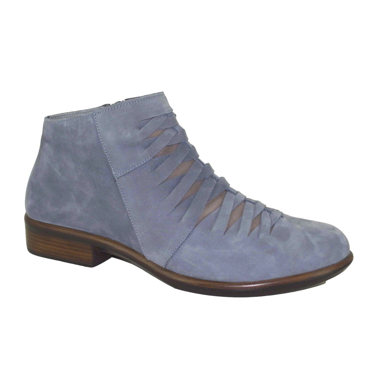 NAOT, Leveche, Leather, Boot, Artic Blue Combo Boots Naot Artic Blue Combo 37