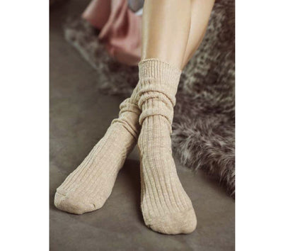 Birkenstock Socks, London, Beige, 43-46 Socks Birkenstock