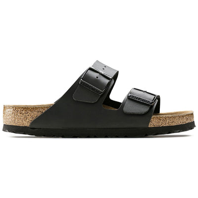 Birkenstock Classic, Arizona, Birko-Flor, Regular Fit, Black