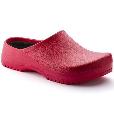 Birkenstock Professional, Super-Birki, Regular Fit, ALPRO-foam, Red - Birkenstock Hahndorf