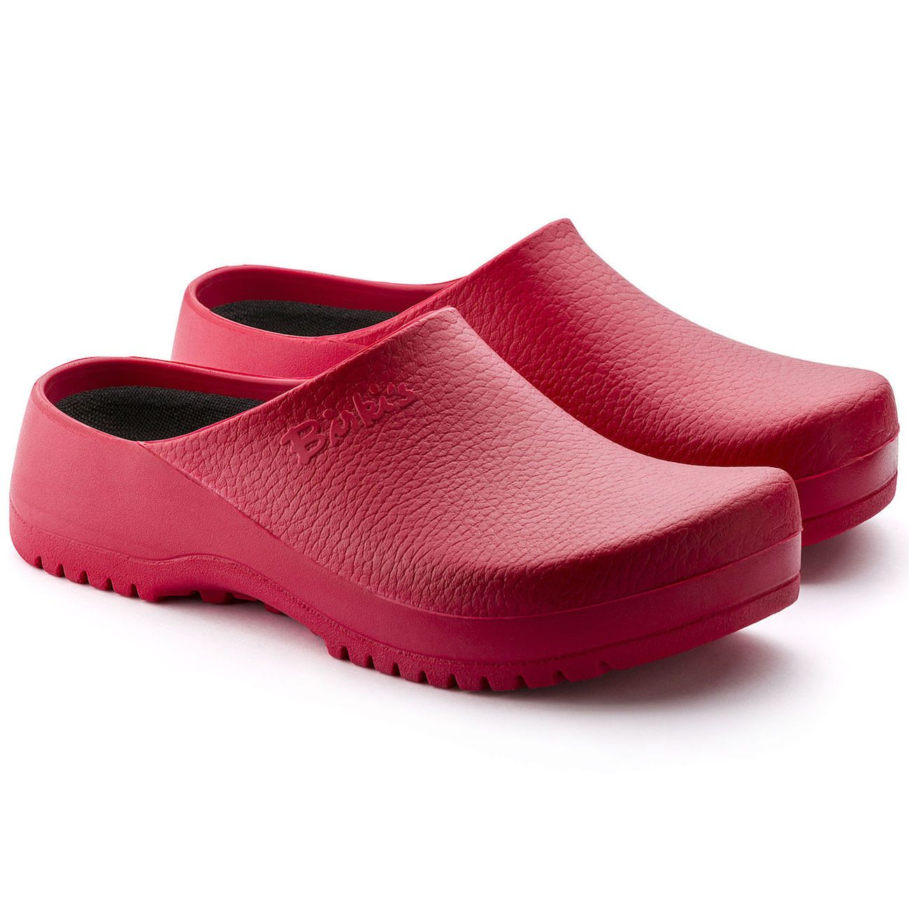 Birkenstock Professional, Super-Birki, Regular Fit, ALPRO-foam, Red Clogs Birkenstock Professional Red 46