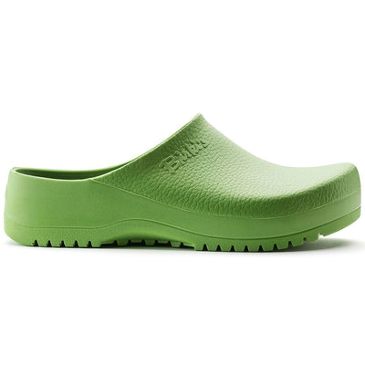 Birkenstock Professional, Super-Birki, Regular Fit, ALPRO-foam, Apple Green Clogs Birkenstock Professional