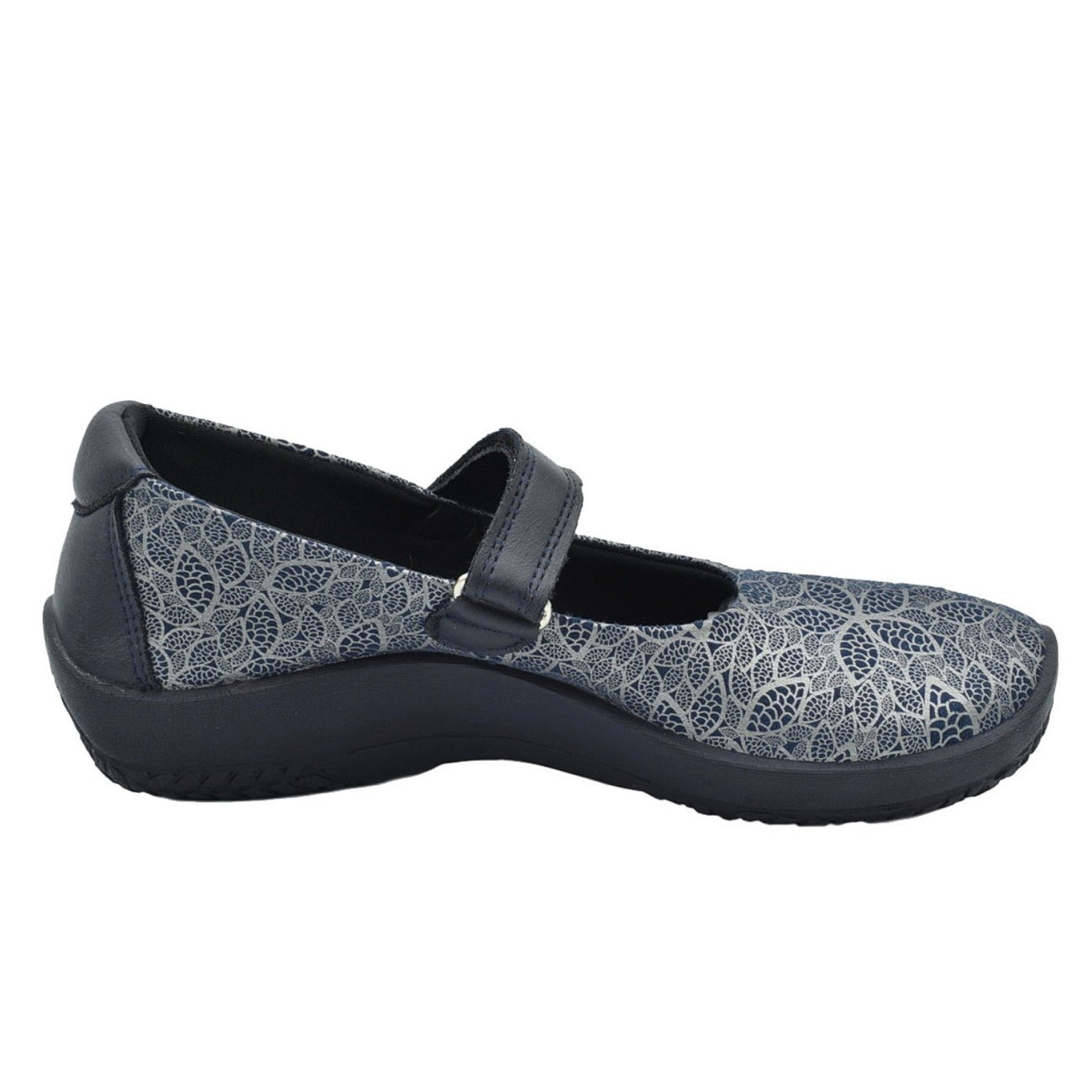 Arcopedico, L45 Leaf, Lytech, Navy Leaf Shoes Arcopedico